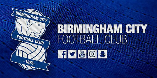 Birmingham City FC - Marketing job