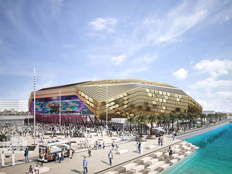 Miral Asset Management - Yas Bay Arena