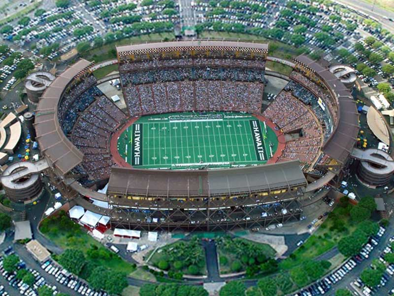 Aloha Stadium - Crawford Architects