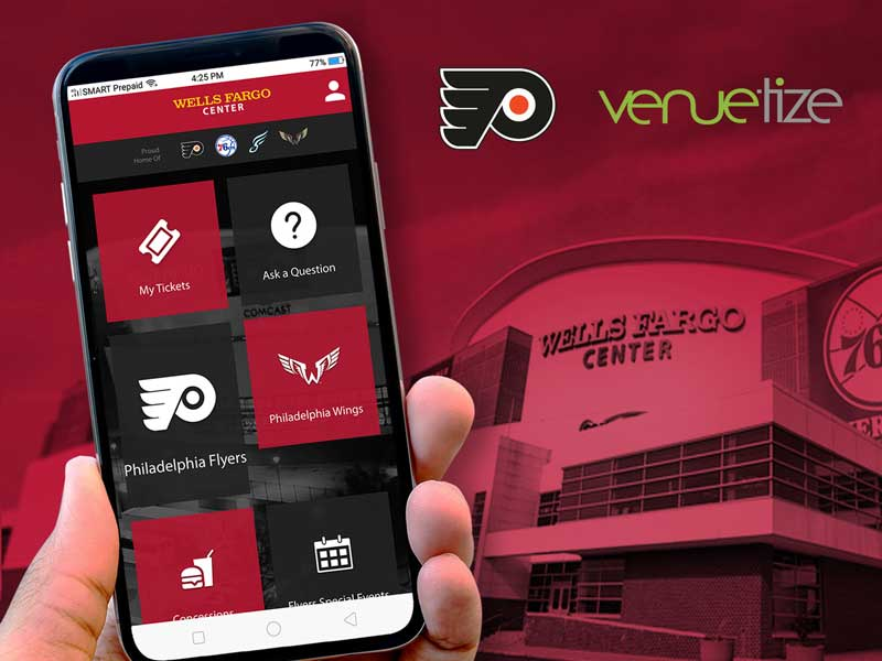 Wells Fargo Center app