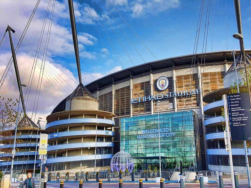 Manchester City - Etihad Stadium