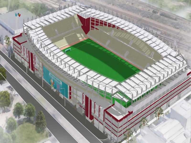 Rapid Bucuresti Stadium