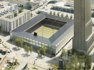 Zurich new stadium