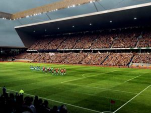 Luton Town new stadium