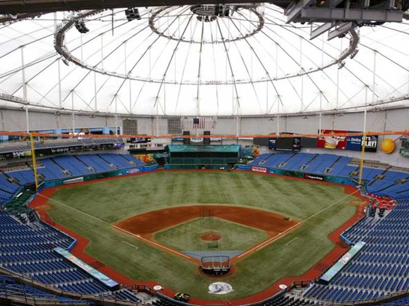 Tropicana Field - Tampa Bay Rays