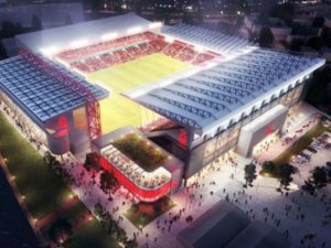 Nottingham Forest new stadium