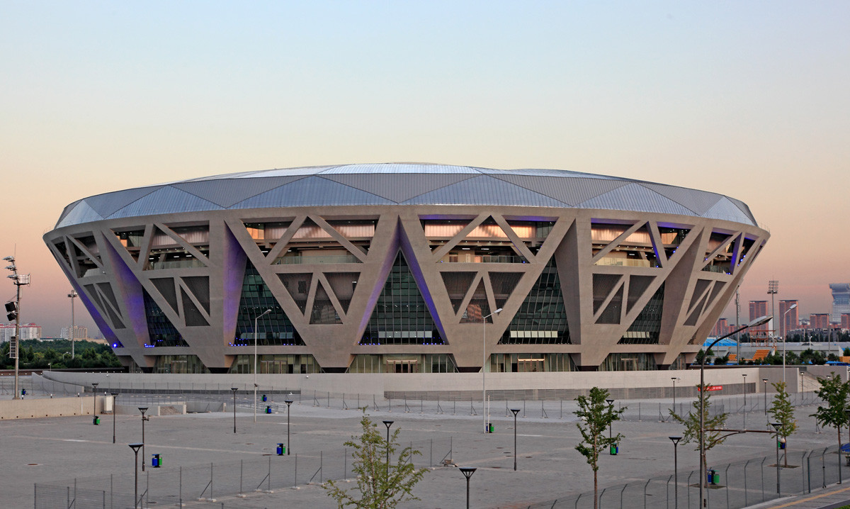 National Tennis Center Beijing