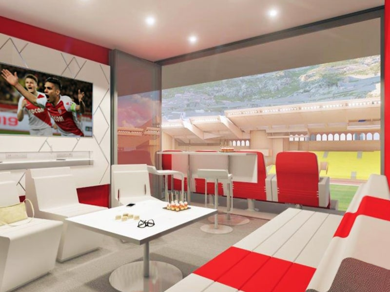 AS Monaco Skyboxes