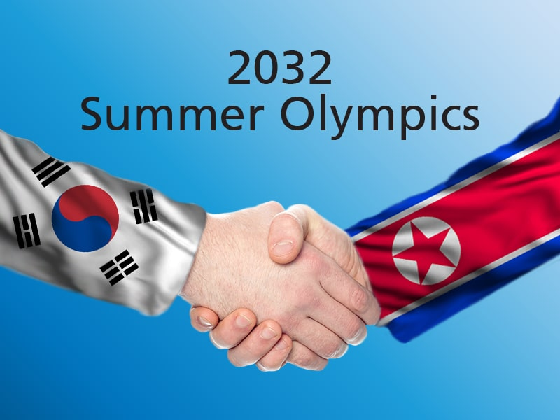 Seoul, Korean Olympics bid