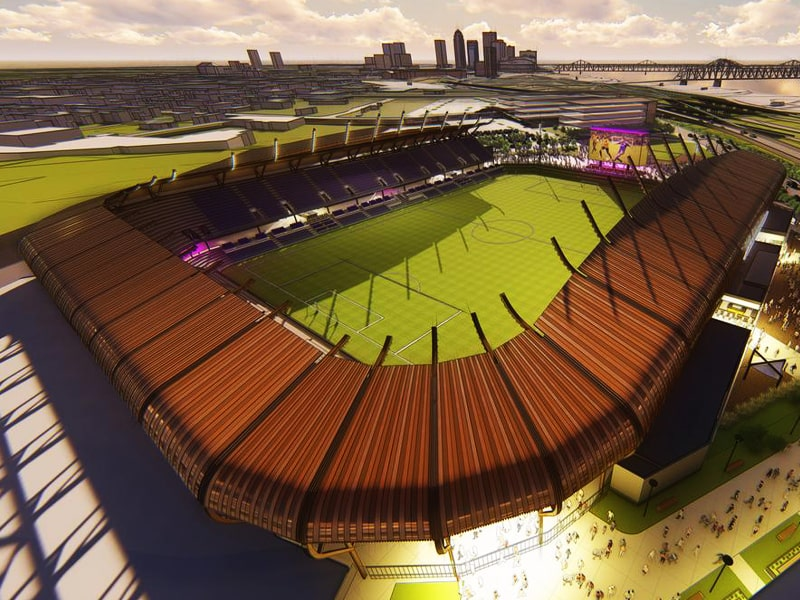 Louisville City FC - Butchertown Stadium update