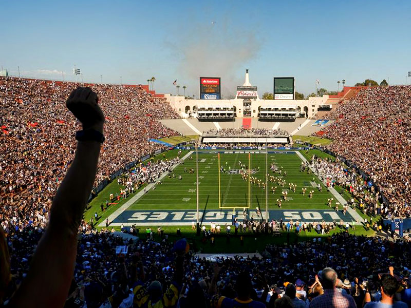 LA Coliseum naming rights - United Airlines