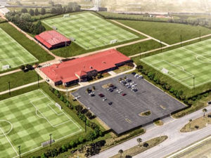 Orlando City FC training facility