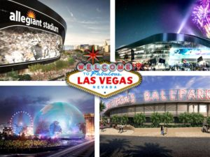 New Stadium City - Las Vegas