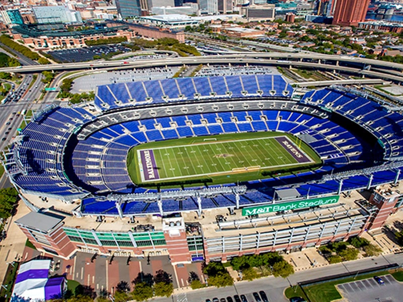 M&T Bank Stadium Baltimore