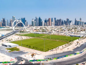 Qatar 2022 training sites