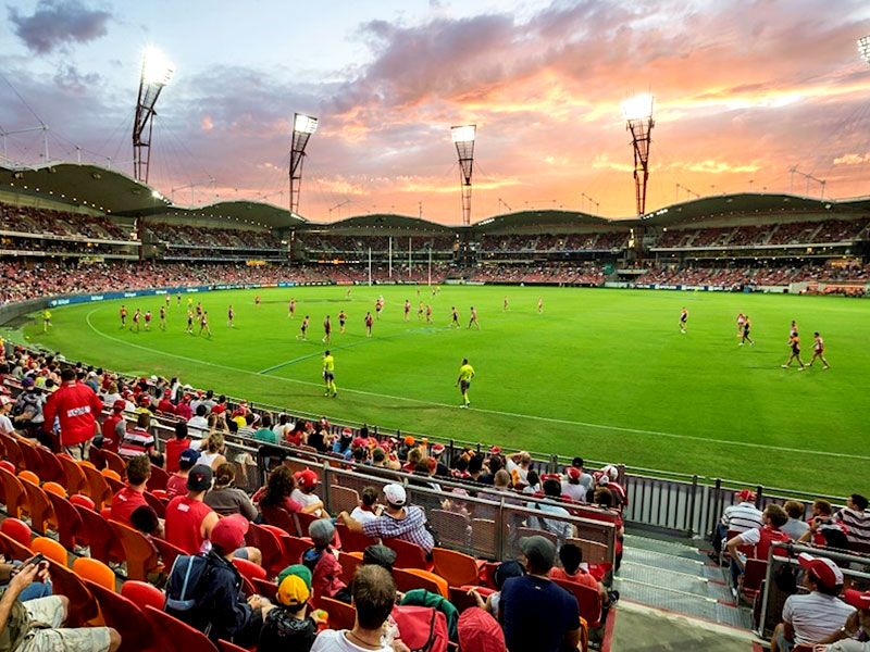 Sydney Showground Stadium