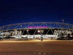 London Stadium naming rights