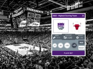 Sacramento Kings and block chain technology