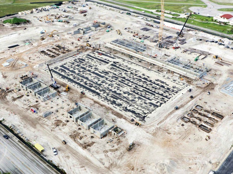 Inter Miami training facility update October 2019