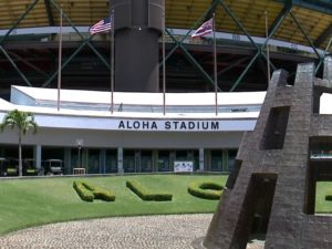 Aloha Stadium Nov. 2019 - update