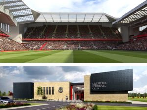Liverpool training center