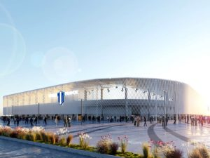 Poland Płock new stadium update Nov 2019