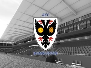 AFC Wimbledon update Jan 2020