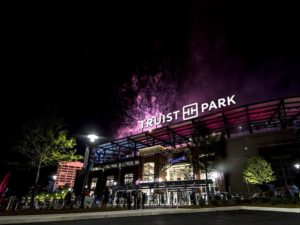 Atlanta Braves naming rights Truist Park