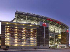 University of Louisville's Cardinal Stadium